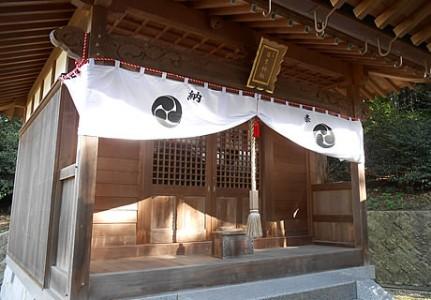20131013住吉神社向拝幕